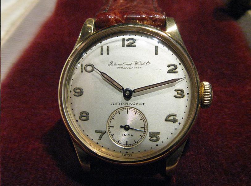 腕時計 I.W.C アンティーク腕時計