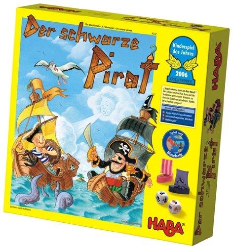 ボードゲーム 海賊ブラック